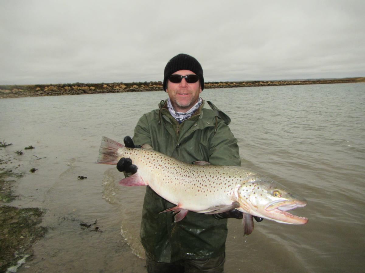 Open water fishing is off and running | | wyomingnews com