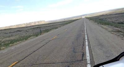 Sweetwater County Road 3, FMC Road