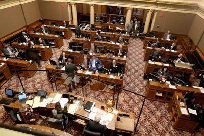 Wyoming Senate legislature