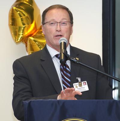 Avera Sacred Heart Hospital CEO and Regional President Doug Ekeren