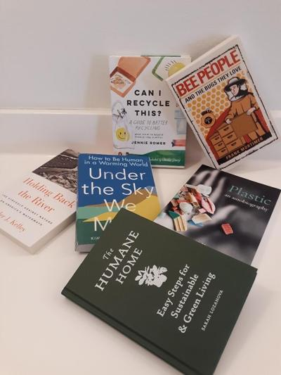 The Bookworm: Some Selected Reading For Earth Day