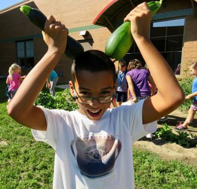 Idea + Boys & Girls Club = Garden Club For Kids