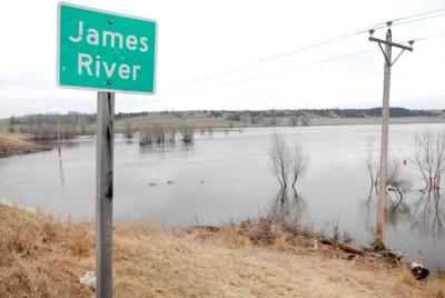 James River Flooding