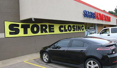 Sears Hometown Store Closing