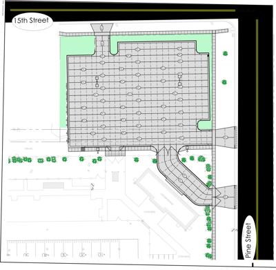 Crane Youngworth Parking Lot Project Ready To Roll