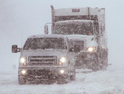 Yankton Sees Record Snowfall