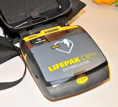 AED Checkup To Be Offered Friday