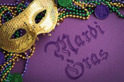 Mardi Gras At The Mead