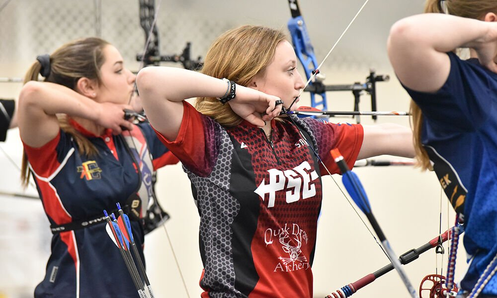 Archery Event Highlights Recent COVID 'Thaw'