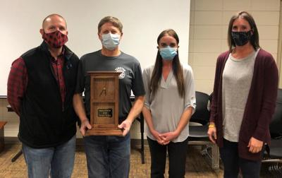Yankton's City Employee Of The Year Adapts To COVID Challenges