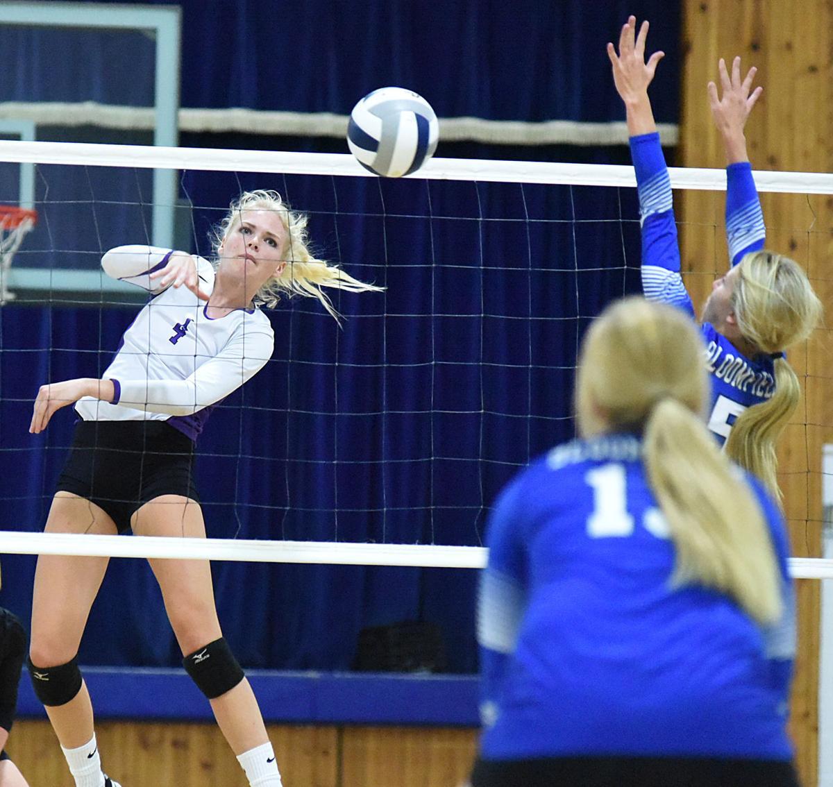 volleyball: hartington-newcastle wins wynot inv. | sports | yankton