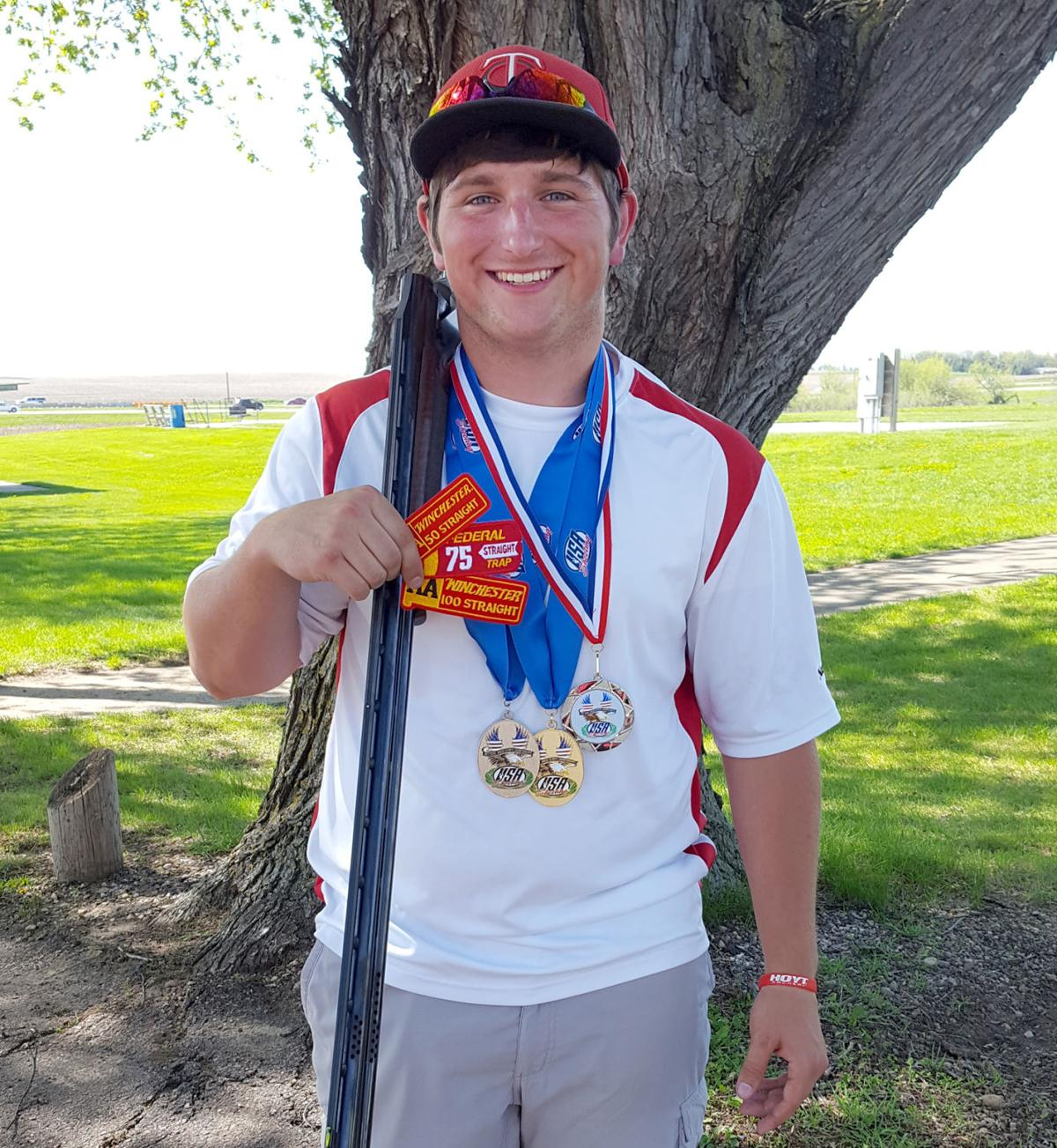 Yankton Native Aims High In Skeet Shooting