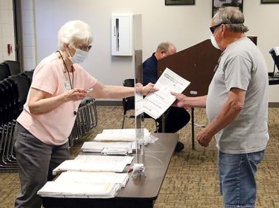 Election Day In Yankton