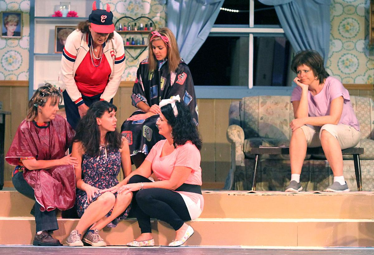 our town vs steel magnolias essay To the casual observer, our town, the theatrical piece by thornton wilder, is very  different from the cinematic production entitled steel magnolias (based on.