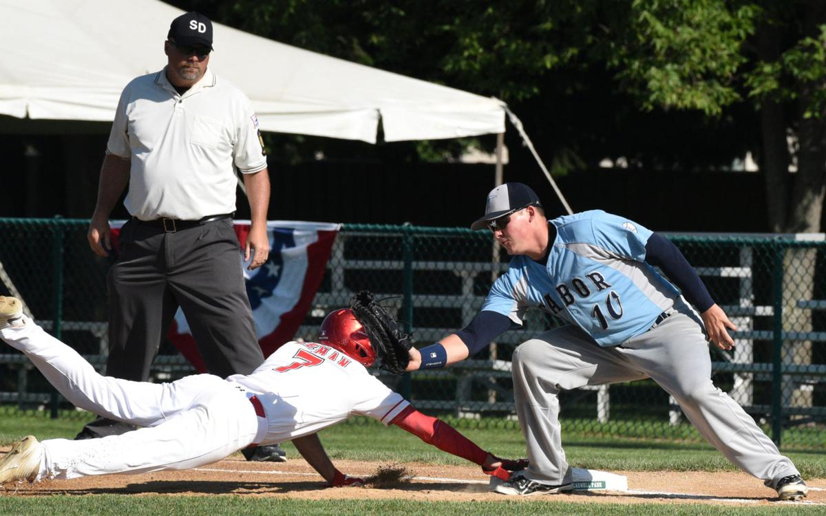 Safe At First