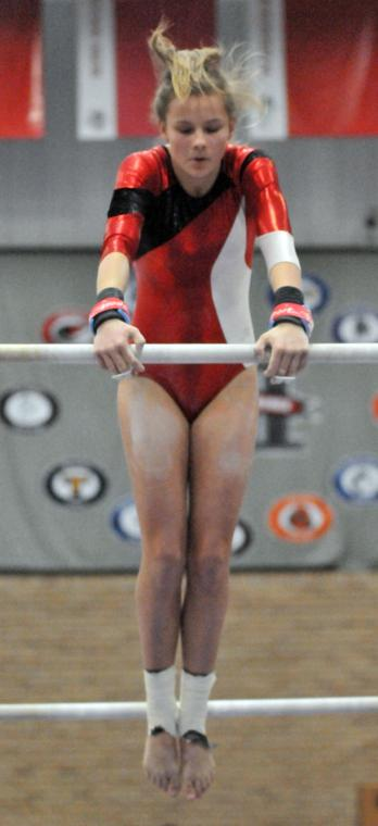 gymnastics wonderland meet 2014