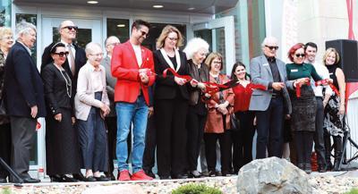 Ribbon Cutting Opens Doors Of NMM's New Lillibridge Wing