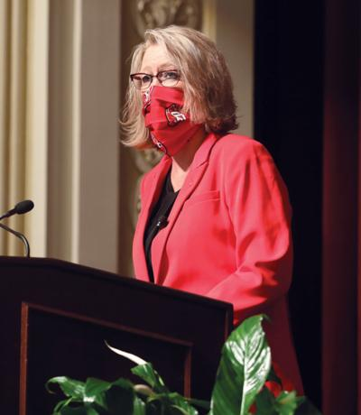 State Of The U: Gestring Talks About USD's Strategic Planning