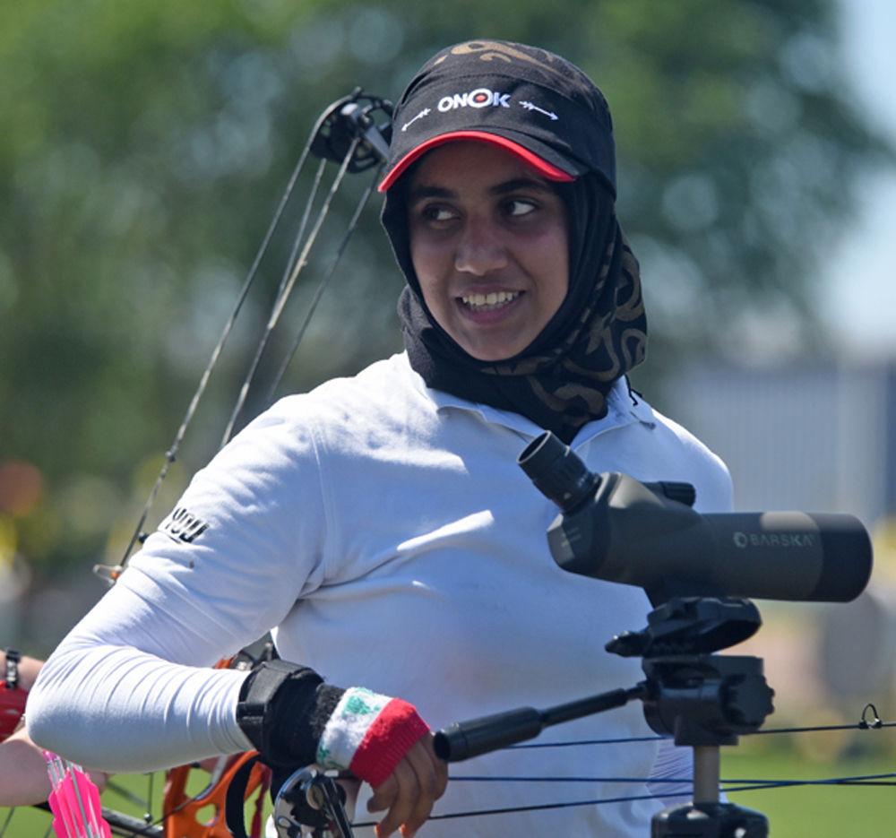 Iraqi Archer