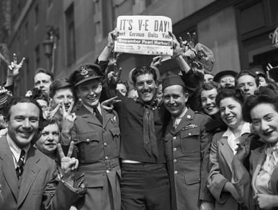 Remembering V-E Day 75 Years Later