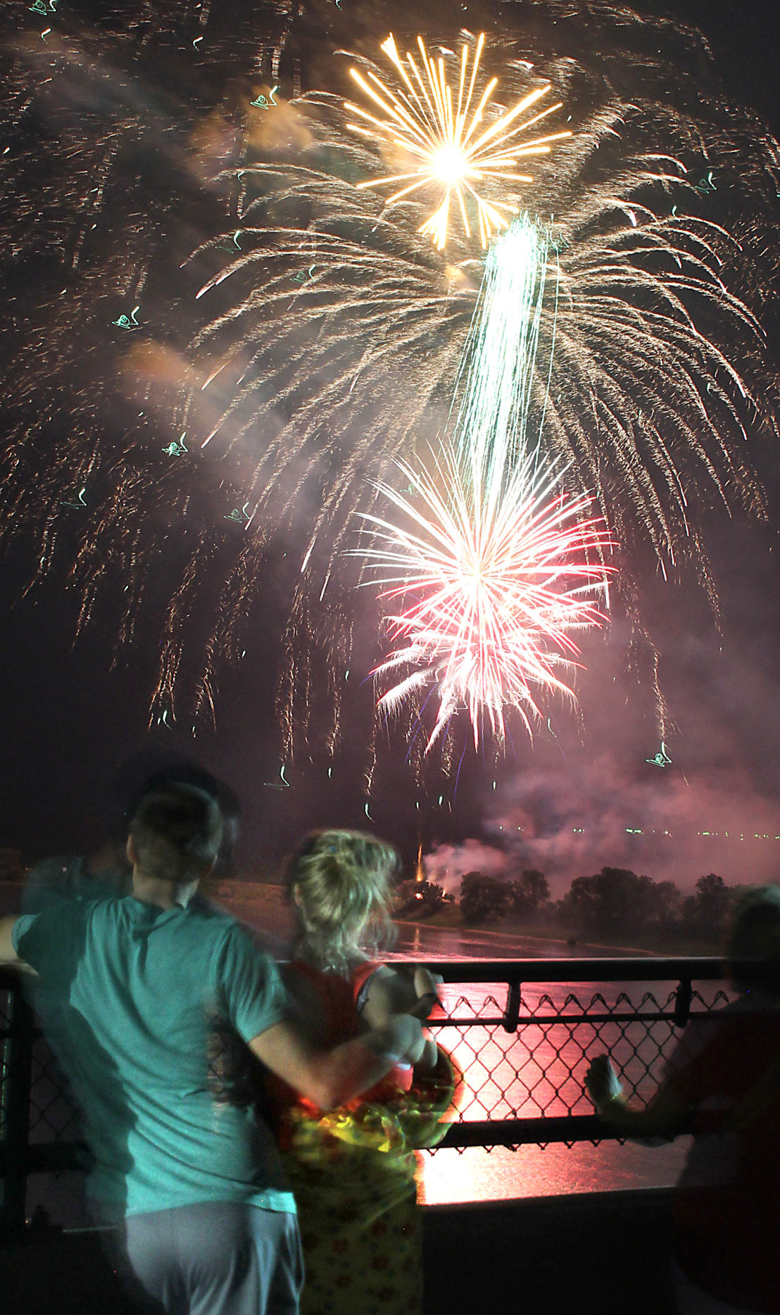 Yankton Celebrates A Booming Fourth