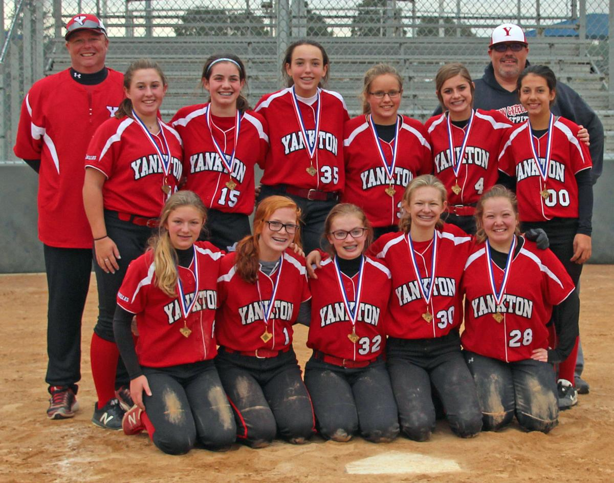 Softball: Roosevelt Sweeps Gazelles | Sports | yankton.net