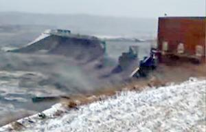 Spencer Dam Break Causes Corps To Raise Gavins Point Dam Releases