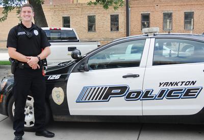 Officer Preston Crissey
