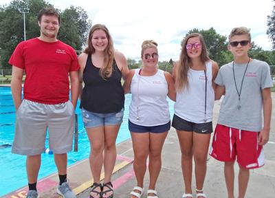 Officials Laud Yankton Lifeguards' Handling Of  Pool Incident
