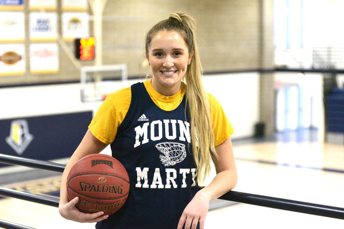 Mount Marty's Three-Point Specialist