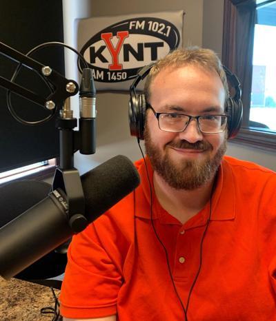 Larsen Brings Varied Background As KYNT News Director