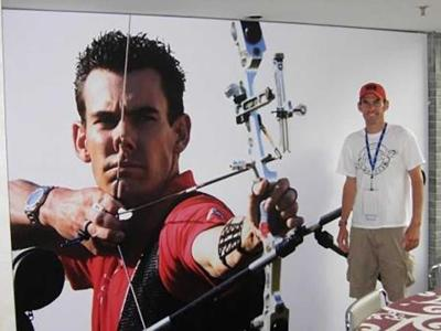 Former Archery Olympian Excited For Upcoming Yankton Tournaments