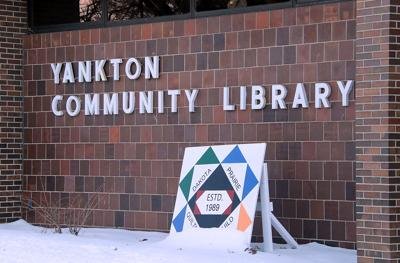 Yankton Community Library To Open For 'Grab And Go'