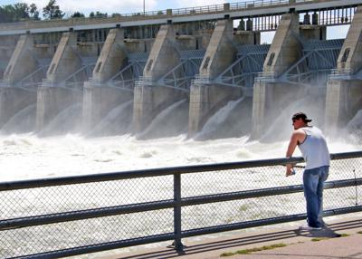 Corps: Dam Releases To Stay Elevated