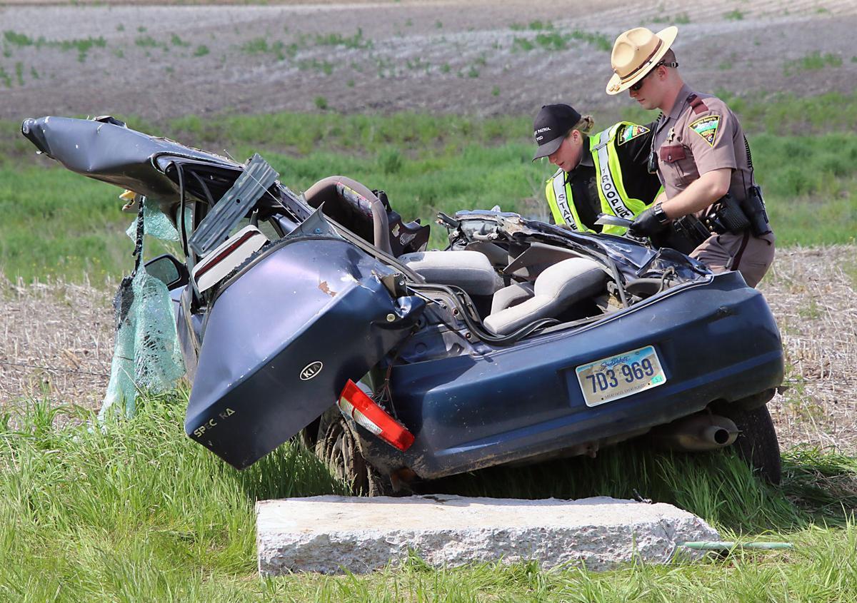 Three Injured In Highway 50 Accident Near Gayville