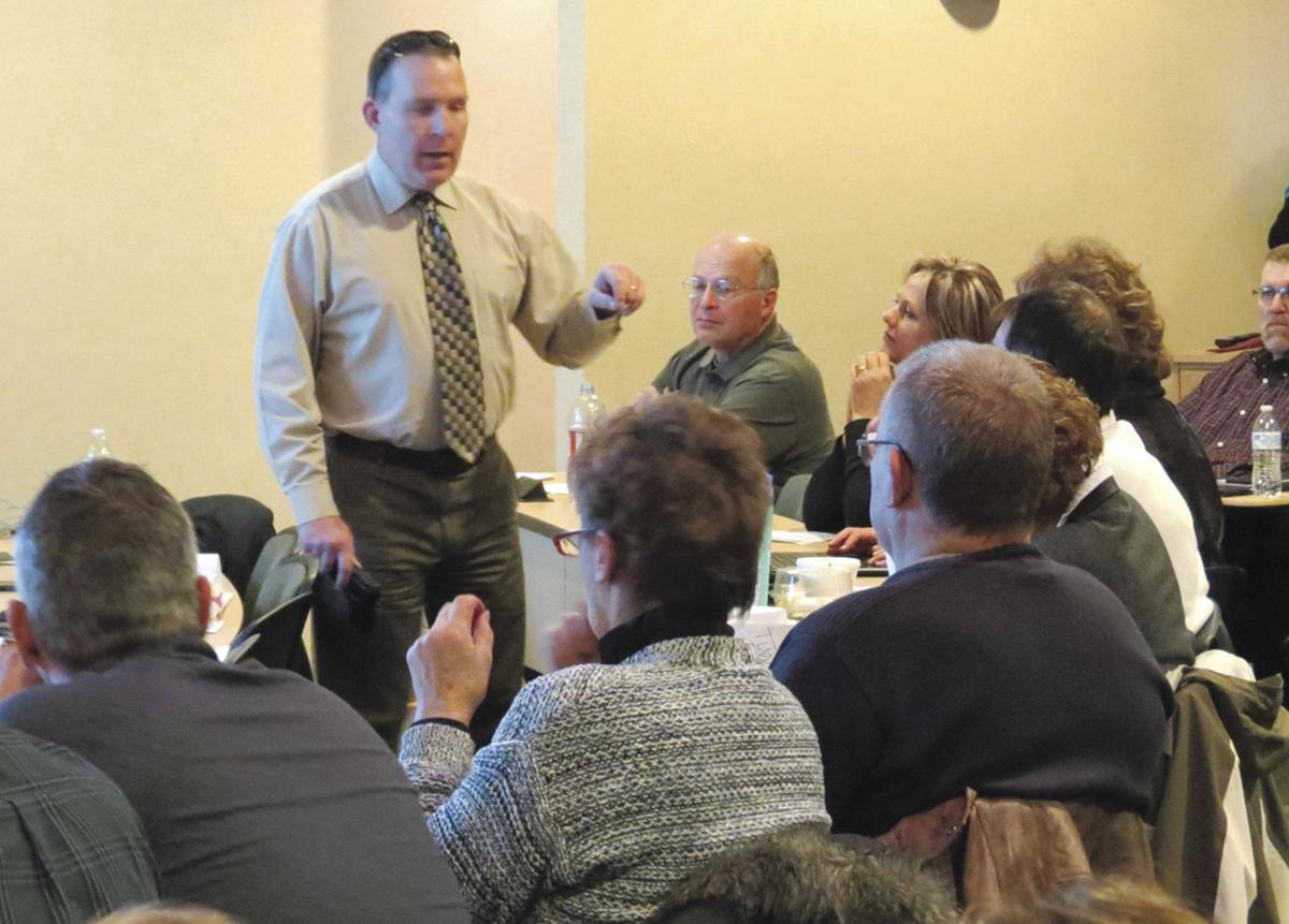 Program Offers Tips On Workplace Violence