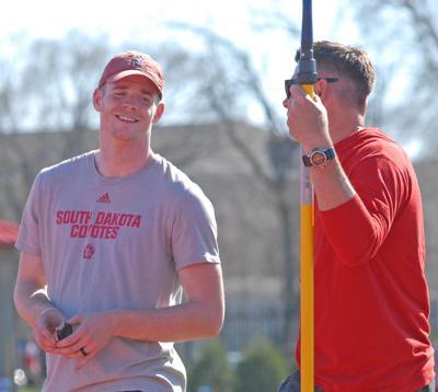 Chris Nilsen Named Field Athlete Of Year