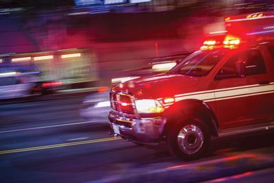Three Injured In Freeman Crash
