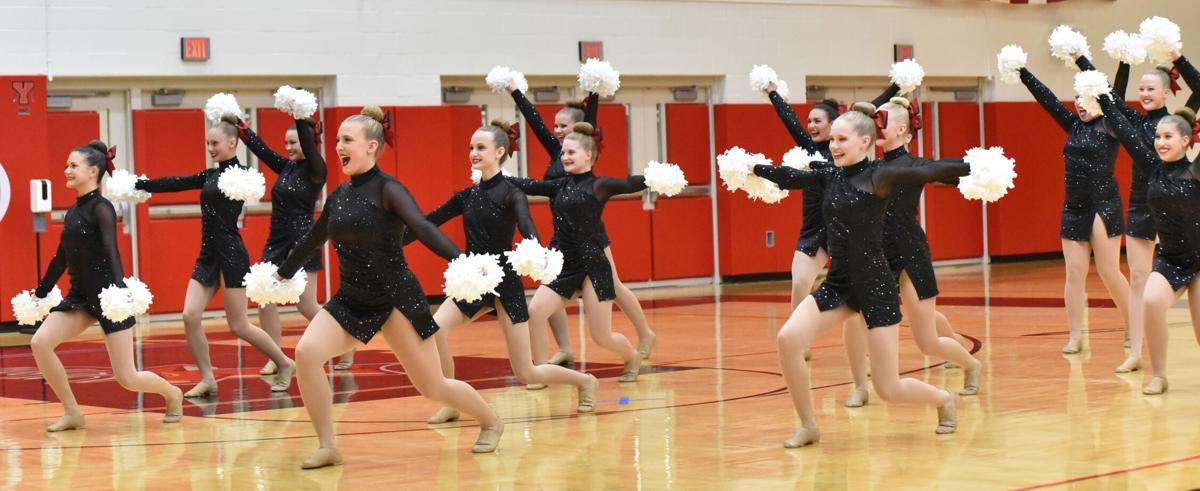 Yankton Dance Team Headed To State