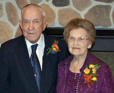 Couple Celebrates 75 Years Of Marriage