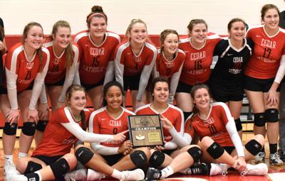 Trojans Look To Finish At State Volleyball Sports