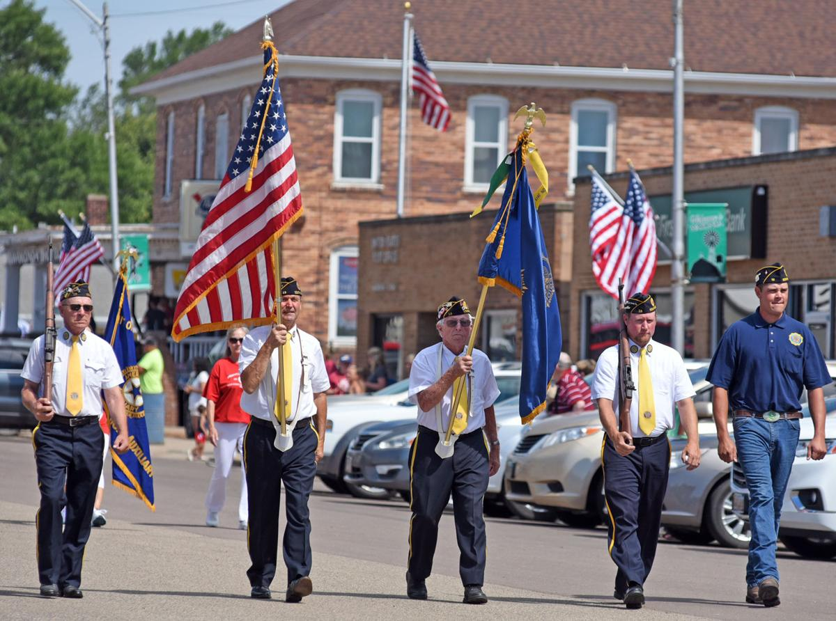 Wakonda American Legion Celebrates 100 Years