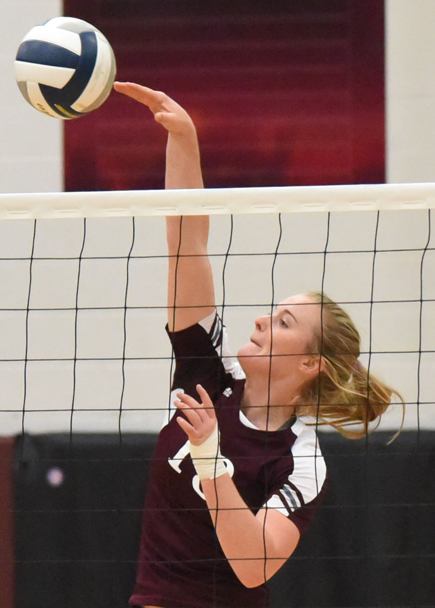 Arens Named First-Team All-State