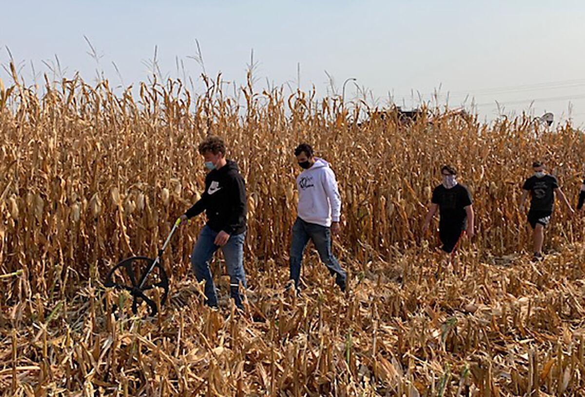 Yankton FFA Students Harvest Lessons, Rewards