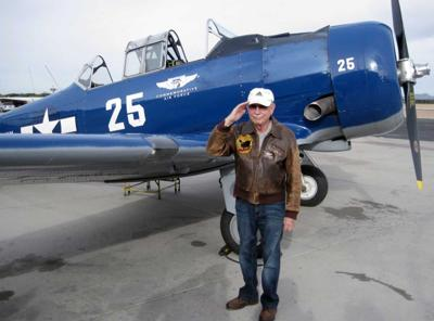 From Combat Pilot To Businessman, Levinger Was A Man Of Service
