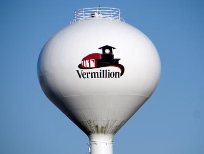 Vermillion Water Tower