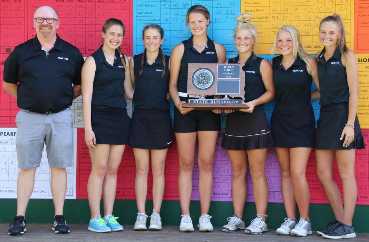 Gazelles Tie For Second At State