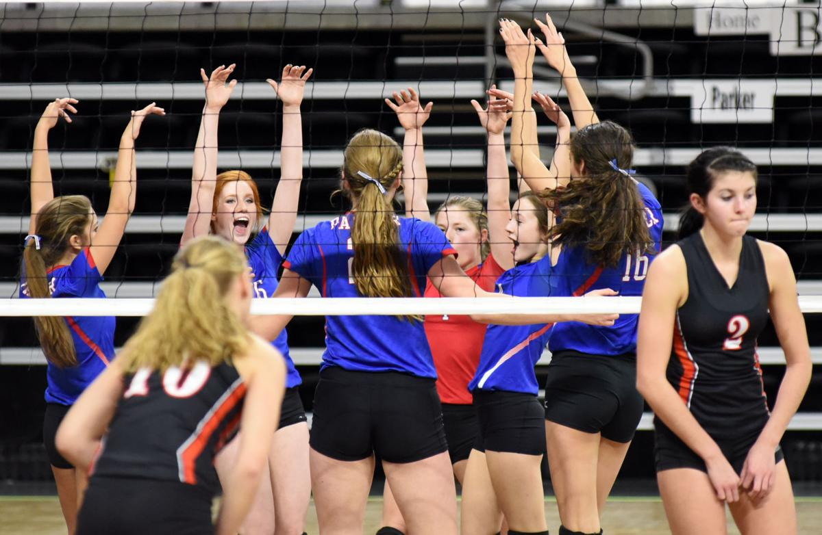 Buy Here Pay Here Sioux Falls >> State Volleyball: Parker Advances To Class B Semis   Sports   yankton.net