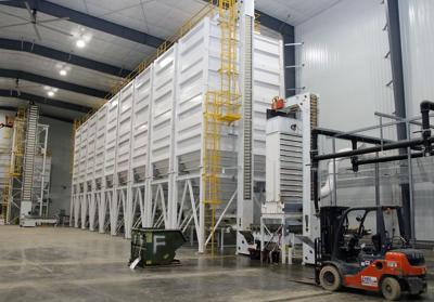 New Pellet Plant Aims For Global Markets