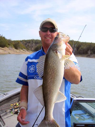 Catching Walleye On Lake Francis Case